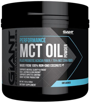 MCT Oil Powder Giant Sports