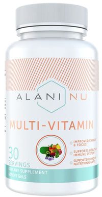 Alani Nu Multi Vitamin Alani Nu Multi-Vitamin 60 softgels