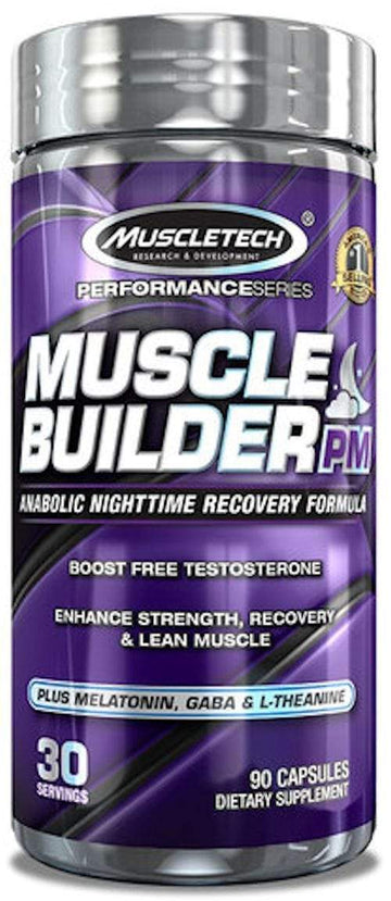 Muscletech MuscleBuilder PM 30 ct