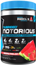 Nubreed Nutrition Notorious 40 servings