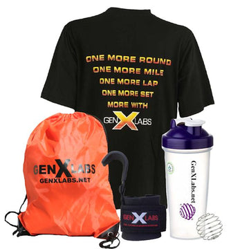 GenXLabs Gym Deal (code: 20off)