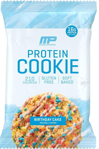 MusclePharm Cookie MusclePharm Protein Cookies 12 pak