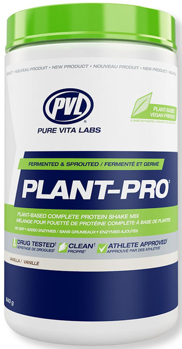 Pure Vita Labs Plant Pro 26 servings