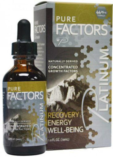 Pure Solutions Pure Factors Platinum 44.25 mg (code: 25off)