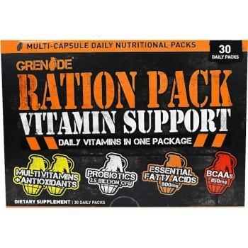 Grenade USA Multi Vitamin Grenade USA Ration PackMulti Vitamins