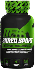MusclePharm Shred Sports 60 ct