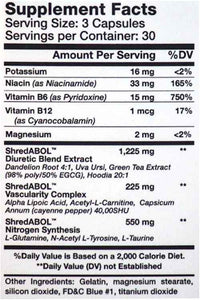 GenXLabs Diuretics GenXLabs ShredABOL Get Second for $5.00