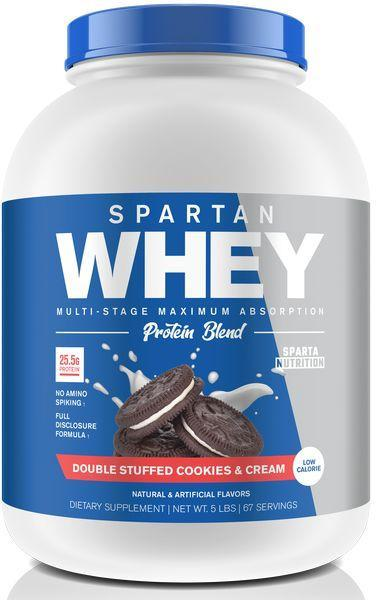 Sparta Nutrition Protein Loopy Fruits Sparta Whey 5 lbs Sparta Nutrition