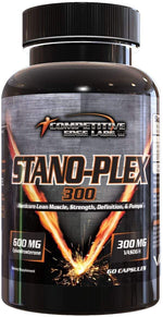 Competitive Edge Labs Muscle Pumps Competitive Edge Stano-Plex 300 60ct