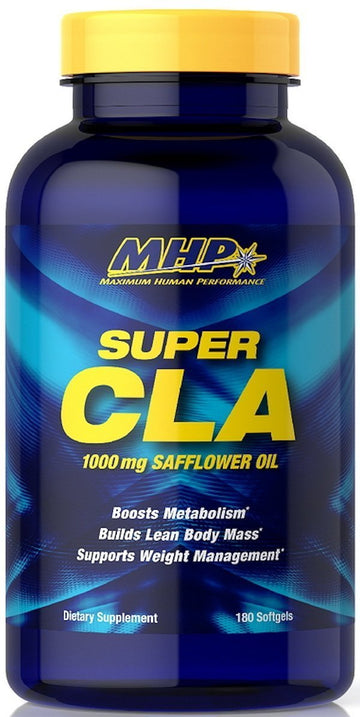 MHP Super CLA 180 Softgels