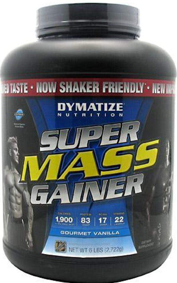 Dymatize Protein Super Mass Gainer Dymatize 6 lbs  BLOWOUT SALE