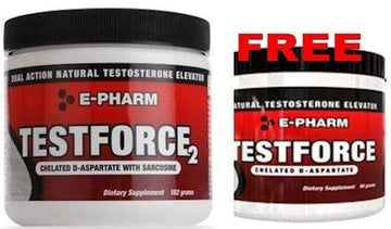 E-Pharm TestForce 2 Buy 1 Free 1 Free