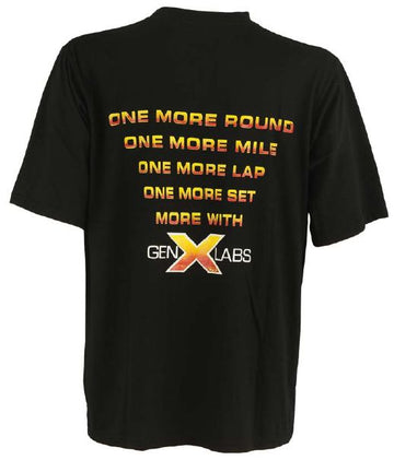 GenXLabs T-Shirt FREE with any Muscle Stack Purchase (code shirt)