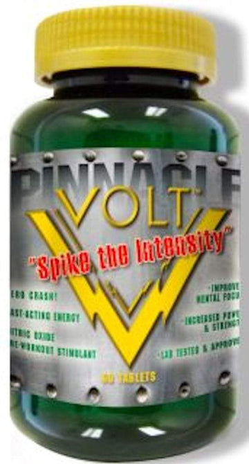 Volt Pinnacle Sports Free with Pre-Workout Purchase (code: VOLT)