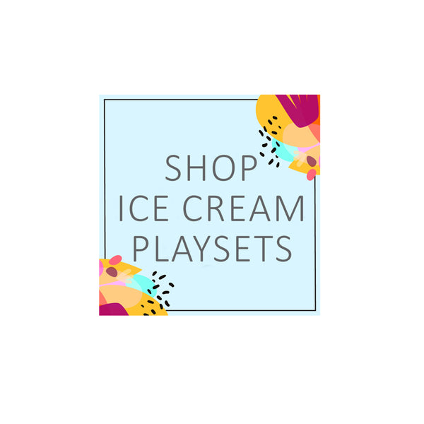 Ice Cream Playsets