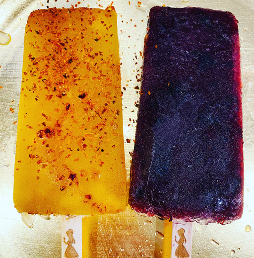 Mixed Berries Vegan Popsicle-Ice Cream-Vida's Brooklyn