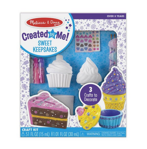 Created by Me! Sweet Keepsakes Craft Kit-Play Set-Vida's Brooklyn