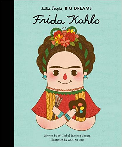 Little People Big Dreams - Frida Kahlo-Vida's Brooklyn