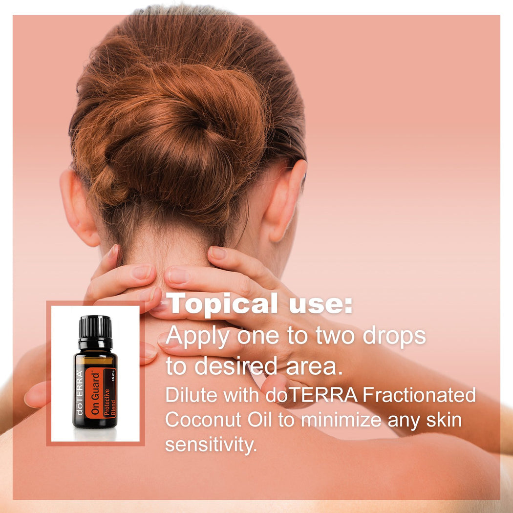 Do Terra Essential Oils On Guard-Vida's Brooklyn