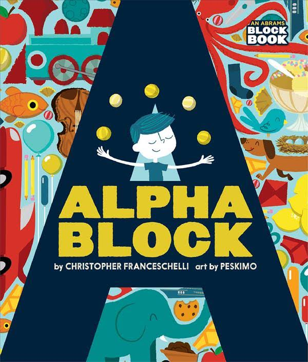 Alphablock-Books-Vida's Brooklyn