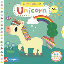 My Magical Unicorn-Books-Vida's Brooklyn