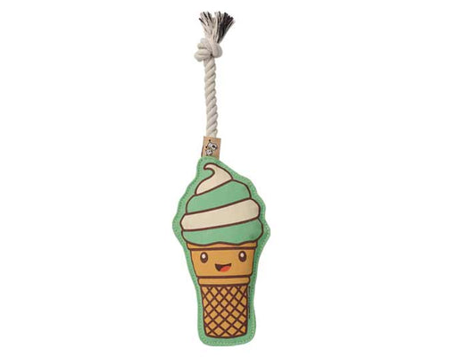 Ice Cream Rope Toy