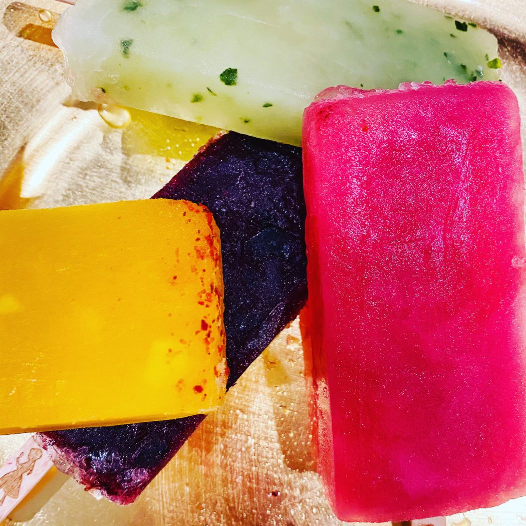 Mango Chili Popsicle-Ice Cream-Vida's Brooklyn