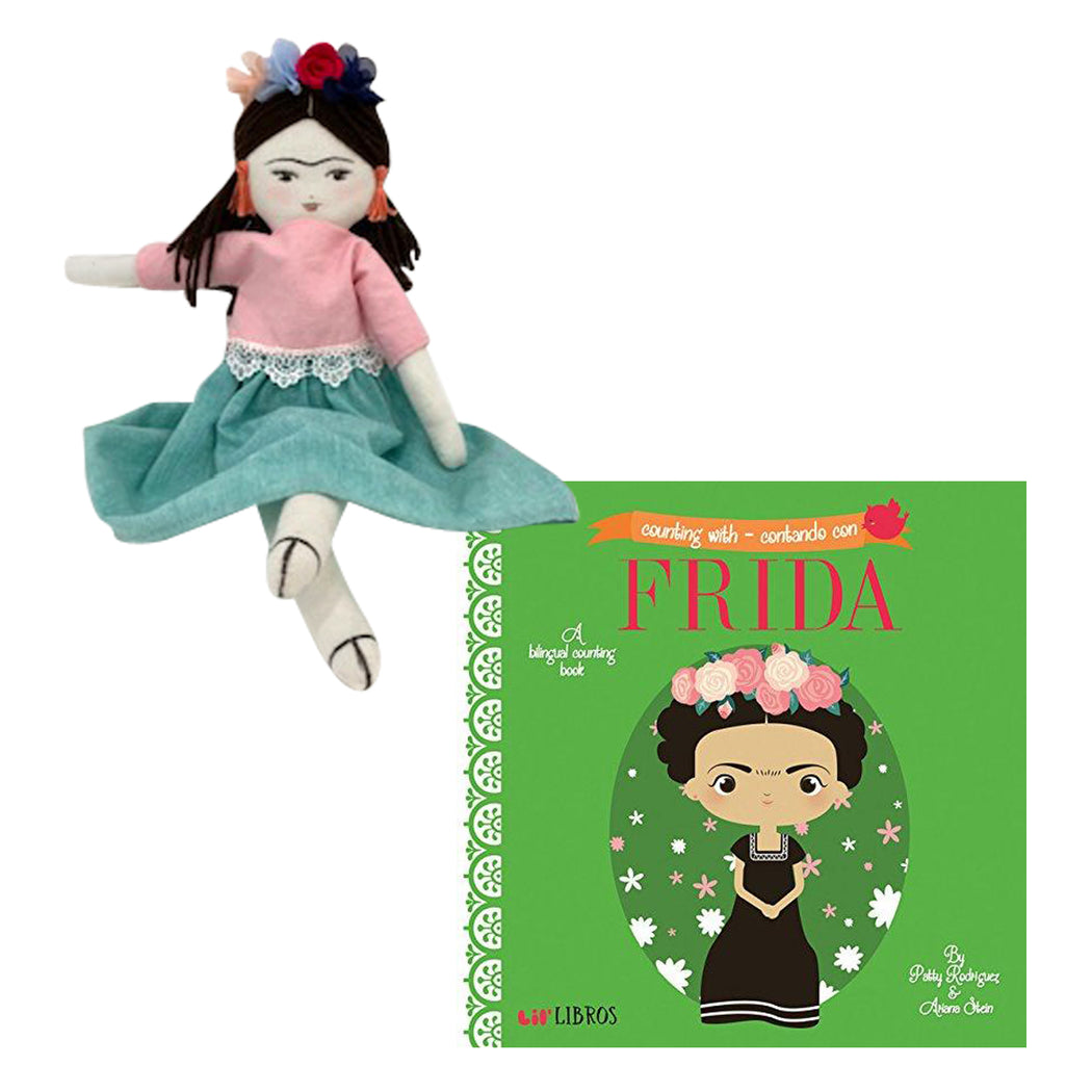 """Frida"" Gift Set-Gifts-Vida's Brooklyn"