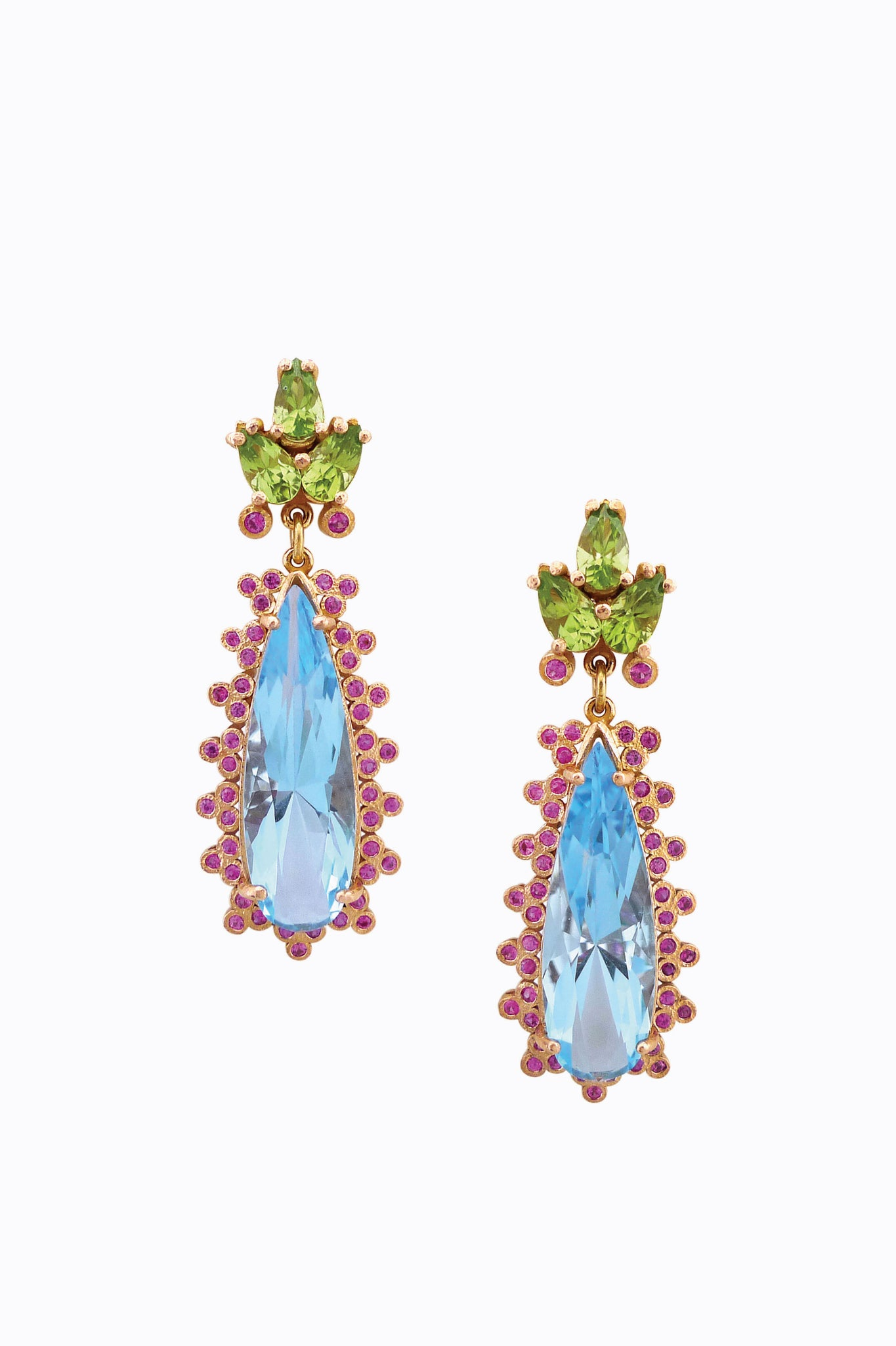 Aria Blu Earrings