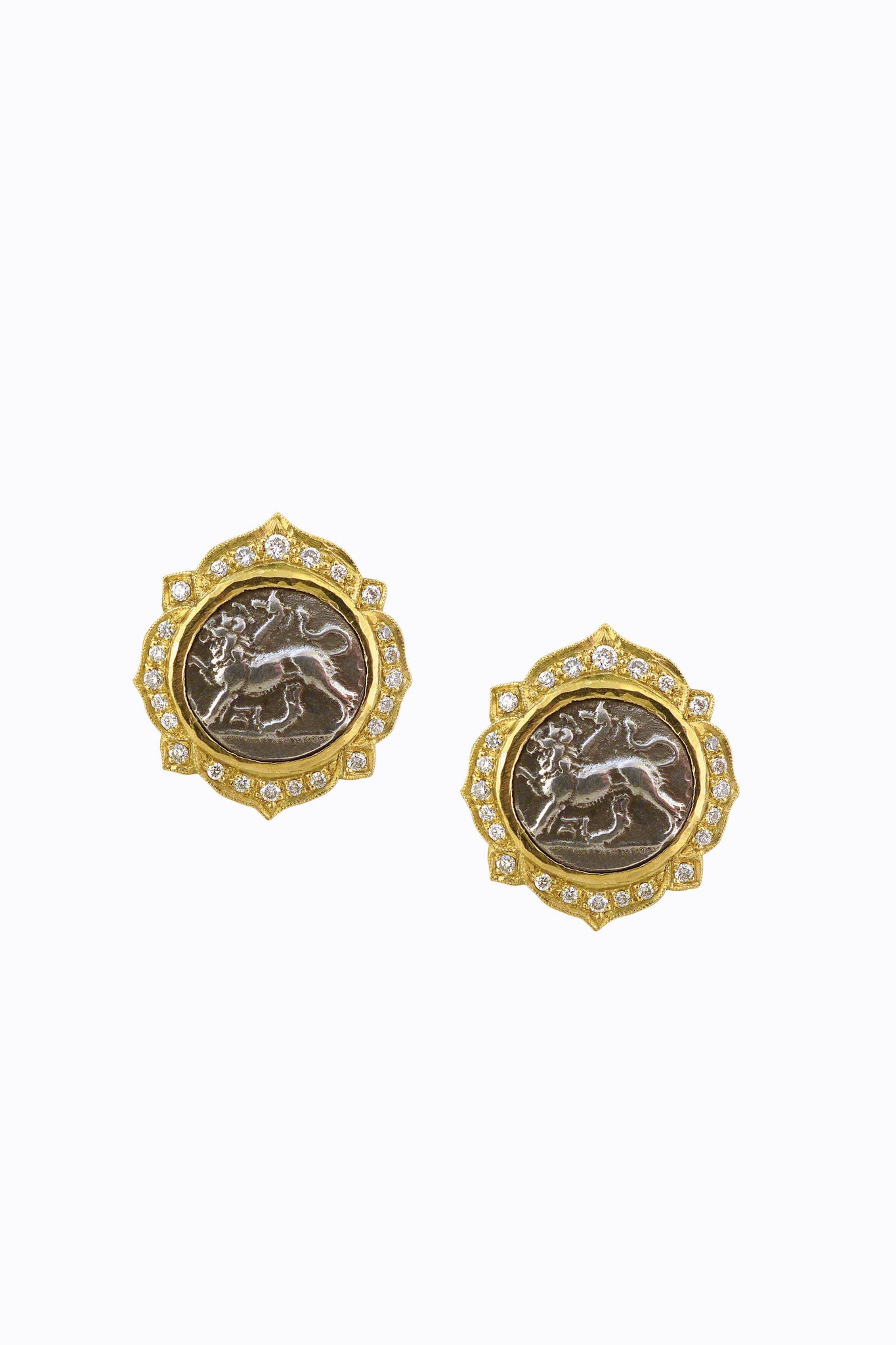 Panthera Earrings