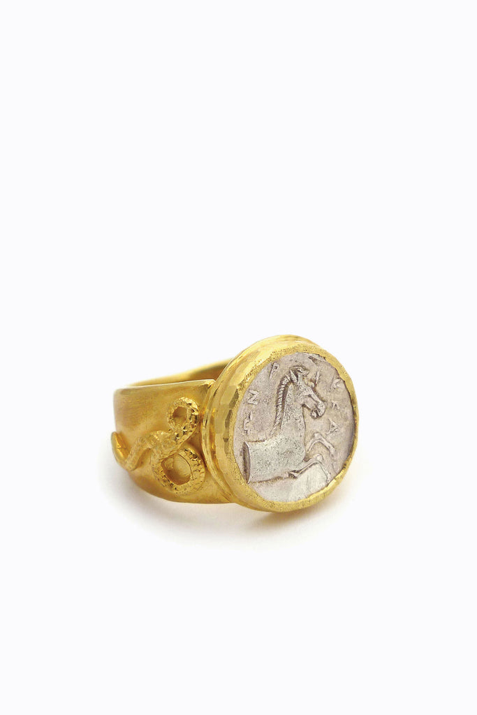 Gold Tanis Ring