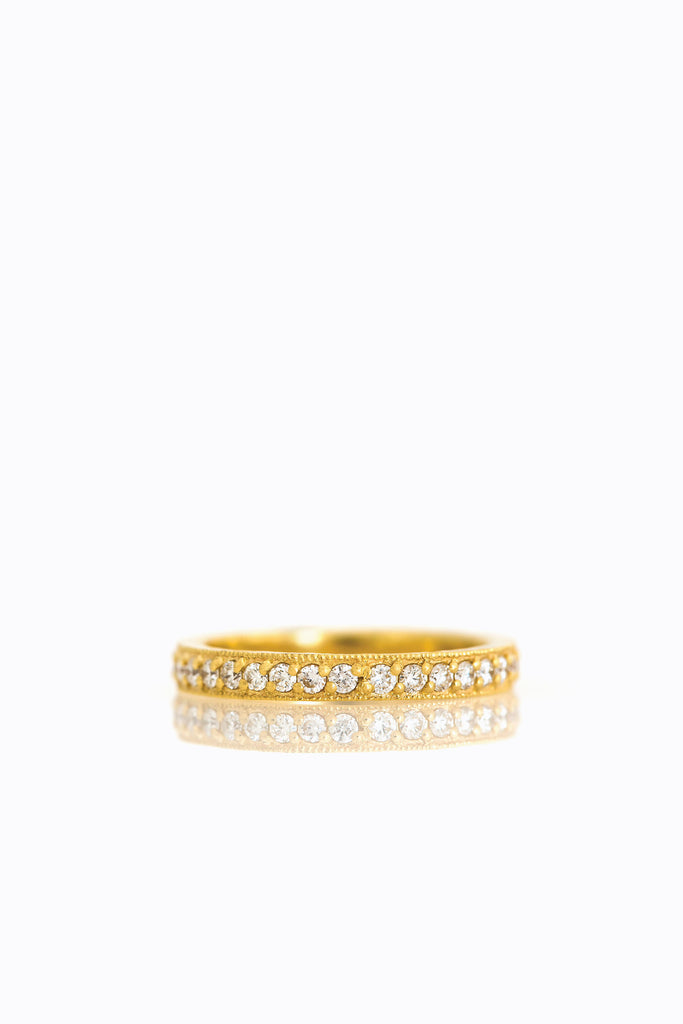 Diamond Athena Ring