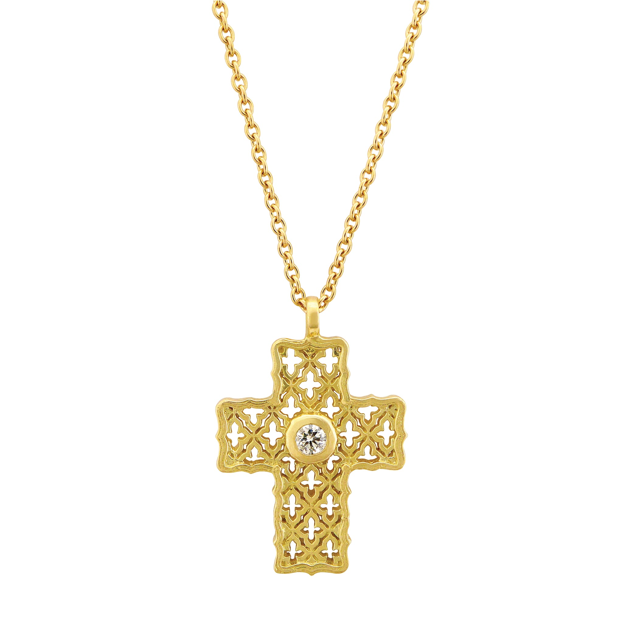Petite Lattice Cross