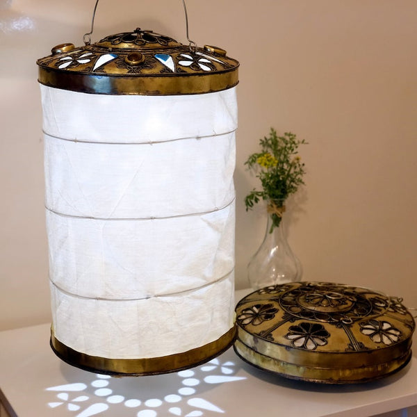 Solar lanterns on their way from Yemen