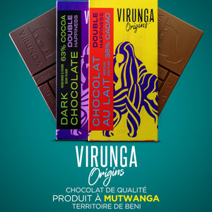 Chocolate from Congo (DRC)