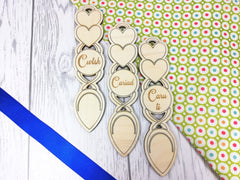 Personalised Engraved Wooden Welsh lovespoon Choice of wording and size