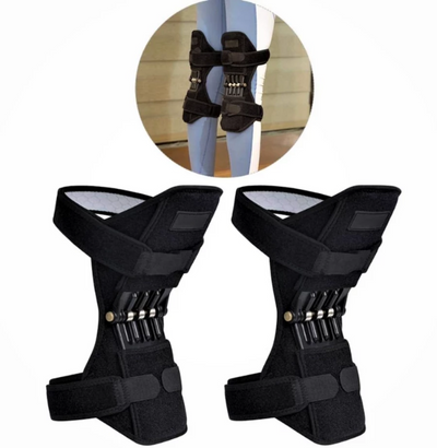 power knee spring support