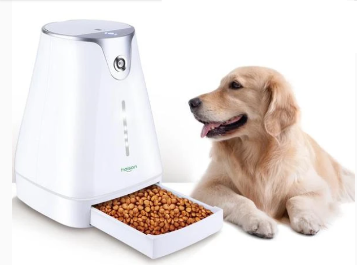Automatic Pet Dog and Cat Feeder