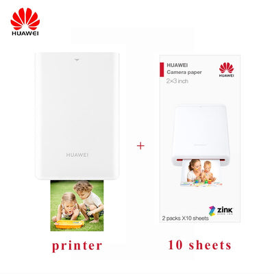 HUAWEI AR Portable Pocket Photo mini printer All Moble Phones