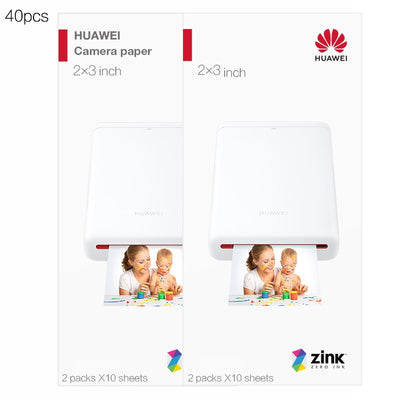 huawei  Photo printer Paper 20 40 60 80 100 A8 Size 120x80 mm 4.7 inch x 3.15 inch