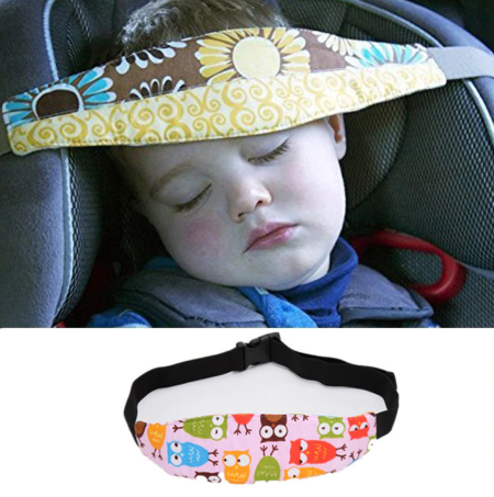 Infant Baby Car Seat Head Support