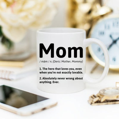 Mother's Day Coffee Mug - Top Birthday Gift For