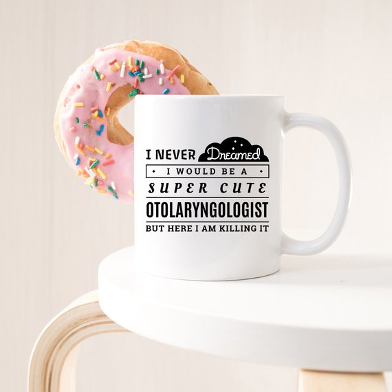 11oz Coffee Mug - I Never Dreamed I Would Be A