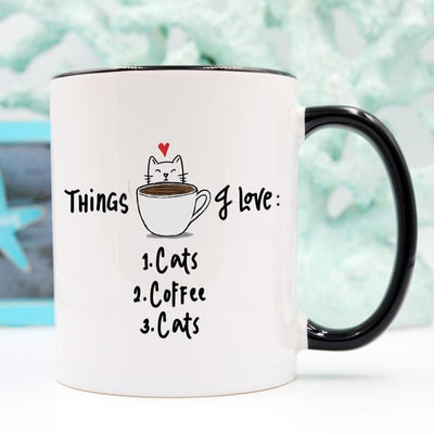 Funny Coffee Mug For The Cat Lover, Cat Coffee