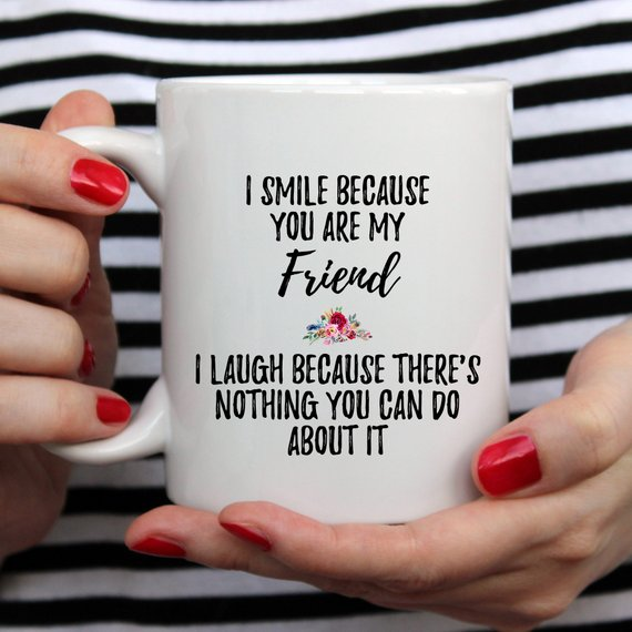 Best Friend Gifts for Best Friend Mug Gifts for