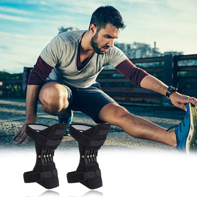 Knee Pads Joint Support Breathable/ Power Knee/Health and Sport