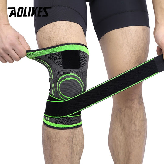2019 Knee Support Professional Protective Knee Pad / Breathable Bandage