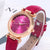 2019 Women Casual Watch /Luxury Quartz Crystal Wristwatch