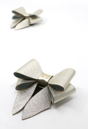 bow embellishments for sneakers