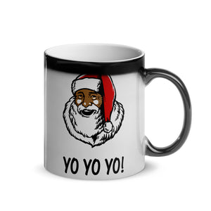 YO YO YO/Glossy Magic Mug